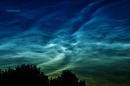 Noctilucenta moln